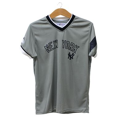 Camiseta New Era Stripe New York Yankees 93925c06348