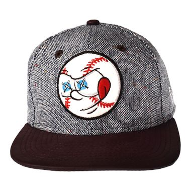 4f9b293df8a61 Boné New Era 9Fifty Baseball Face Infantil