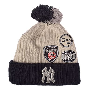 Gorro-New-Era-Pom-Vintage-Knitter-New-york-Yankees
