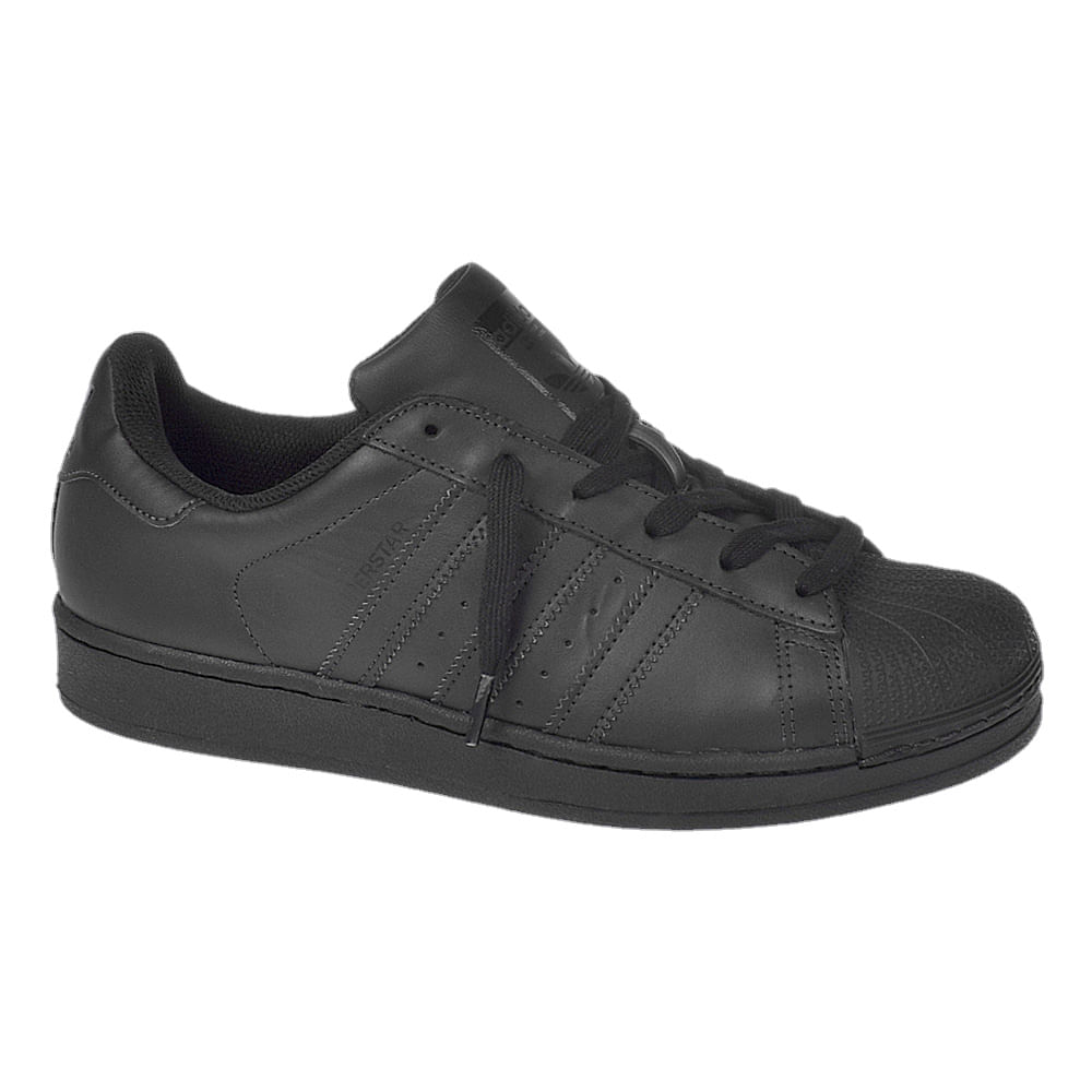 605357232138b Tênis adidas Superstar Foundation Preto - Artwalk