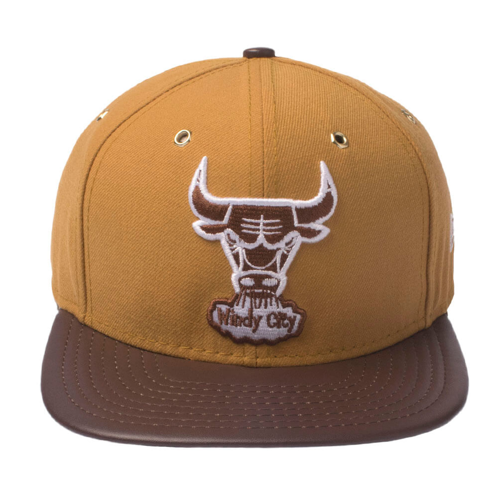 Boné New Era 9Fifty Metal Hook Chicago Bulls Masculino  a8a4b08f988