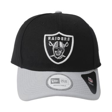 Boné New Era 9Forty Oakland Raiders Masculino b586f54627b