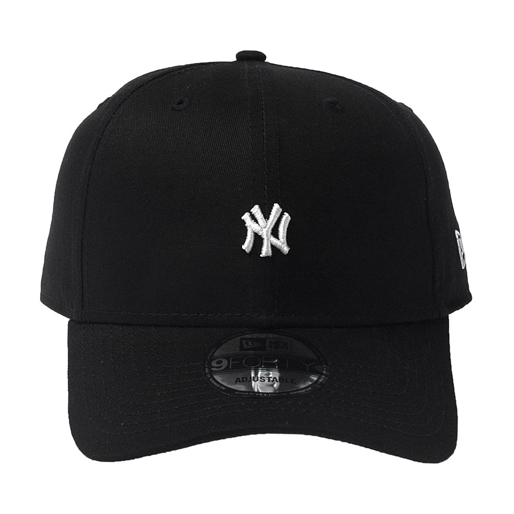 eb906dbb4 Boné New Era 9Forty Mini Logo New York Yankees Masculino