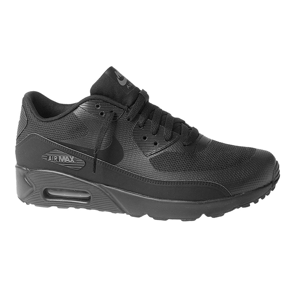 ebc9319795b Tênis Nike Air Max 90 Ultra 2.0 Essential Masculino Preto - Artwalk