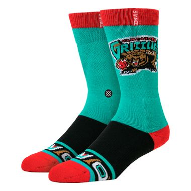Meia-Stance-Vancover-Grizzlies-Masculina