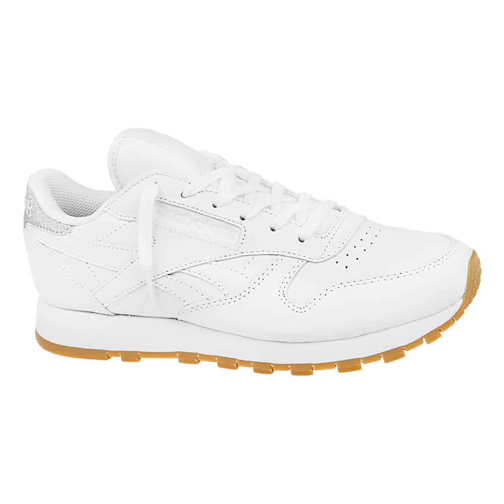 adad8234218 Outlet. Tenis-Reebok-CL-Leather-Met-Diamond-Feminino ...