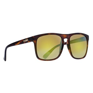 Oculos-Evoke-EVK-18-Turtle-Matte-Gold-Flash-Gold