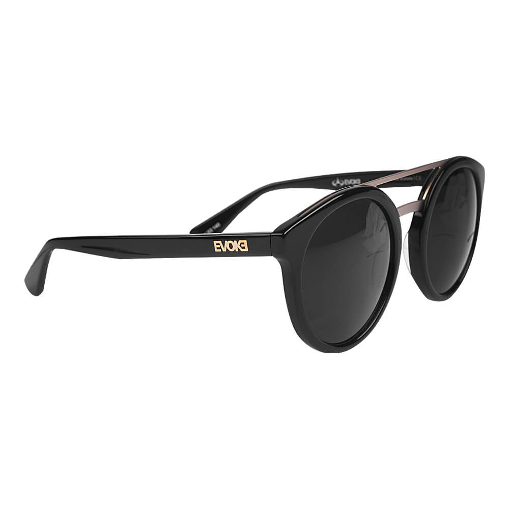 Oculos-Evoke-Kosmopolite-Ds-4-Black-Shine-Gold-G15