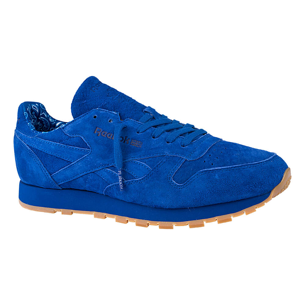 ... Branco  0c98b9628ef Tênis Reebok CL Leather Tênis é na Artwalk -  Artwalk ... 6d8904346d4b7