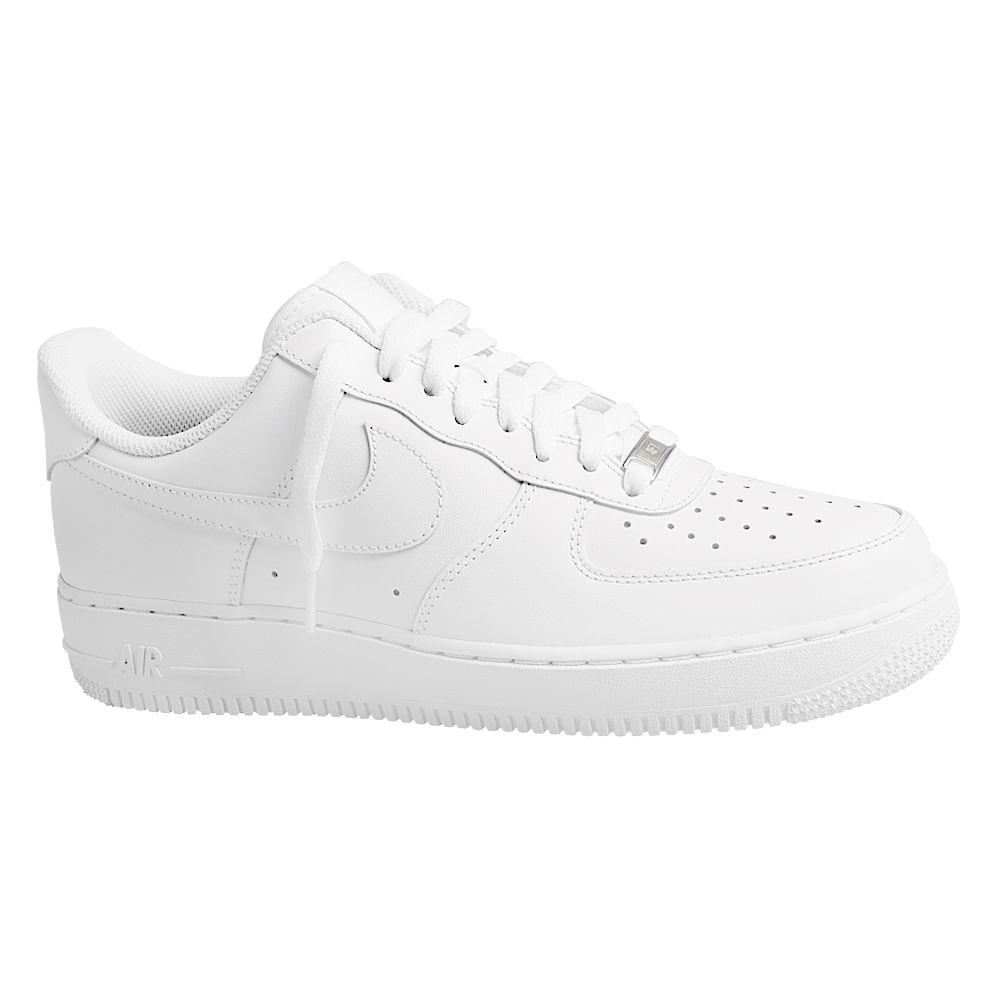 Tênis Nike Air Force 1 07 Masculino Branco é na Artwalk - Artwalk b4010c0c67d57