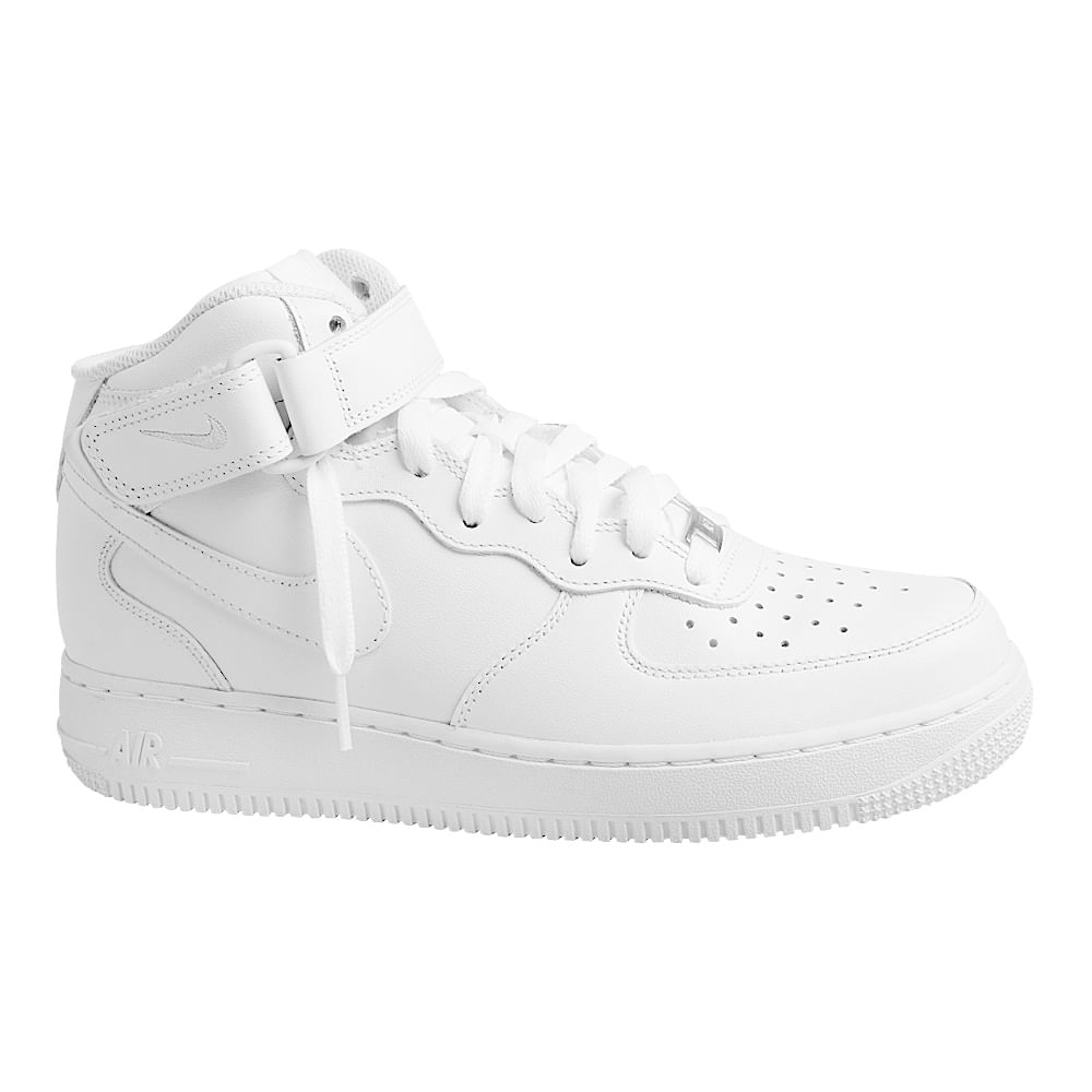 70f437ec46c Tênis Nike Air Force 1 07 Mid Feminino - Artwalk