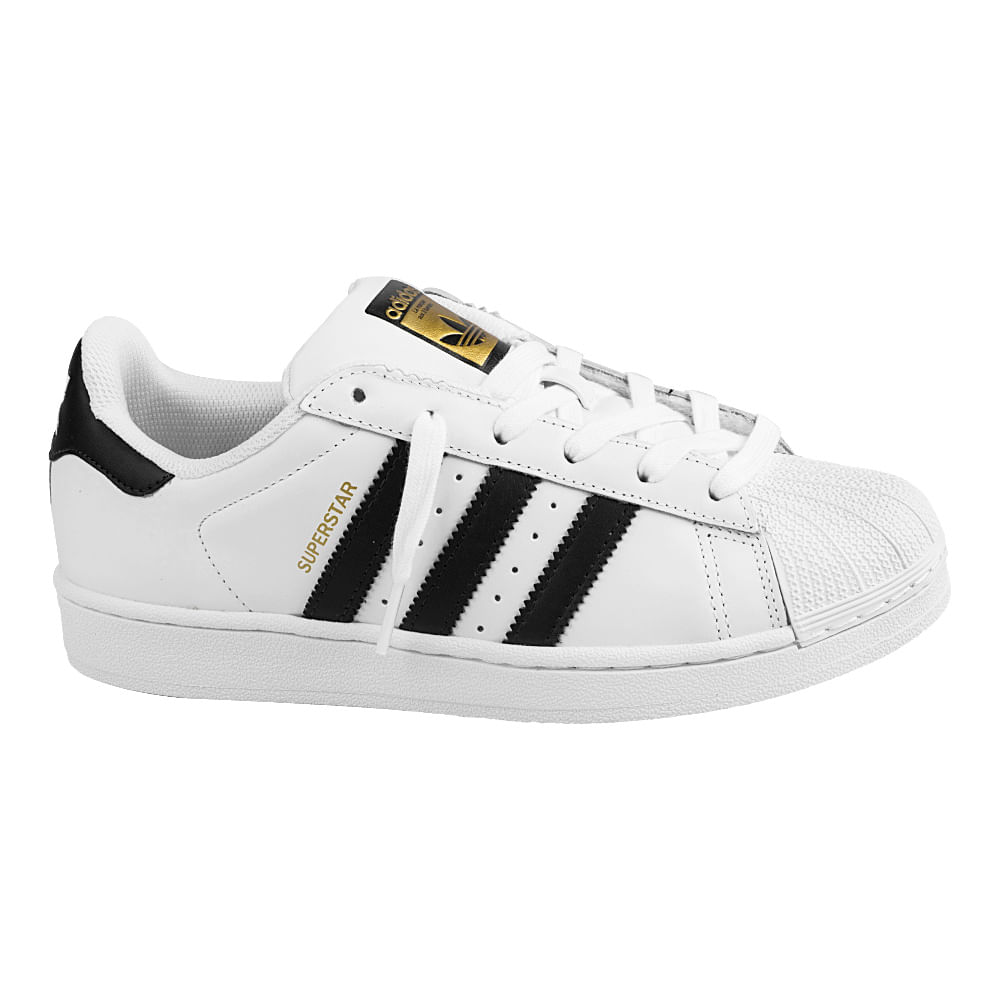 cf2cf6fb41a Tênis adidas Superstar Foundation Branco - Artwalk