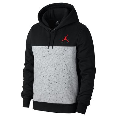 Blusao-Nike-Jordan-Flight-Fleece-Cement-Masculino-Preto