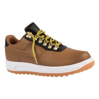 Tenis-Nike-Lunar-Force-1-Duckboot-Low-Masculino-Marrom