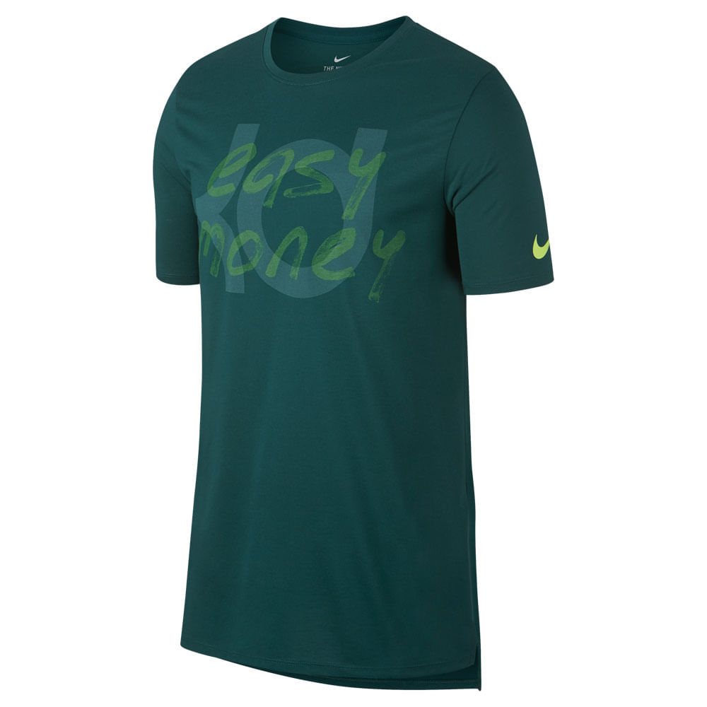Camiseta-Nike-Kevin-Durant-Dry-Easy-Money-Masculina-Verde