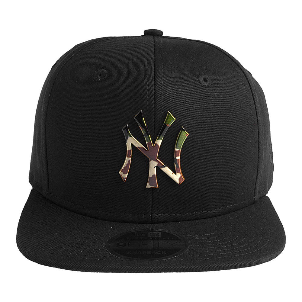 Boné New Era 9Fifty OF SN New York Yankees Masculino  3257852a2f2