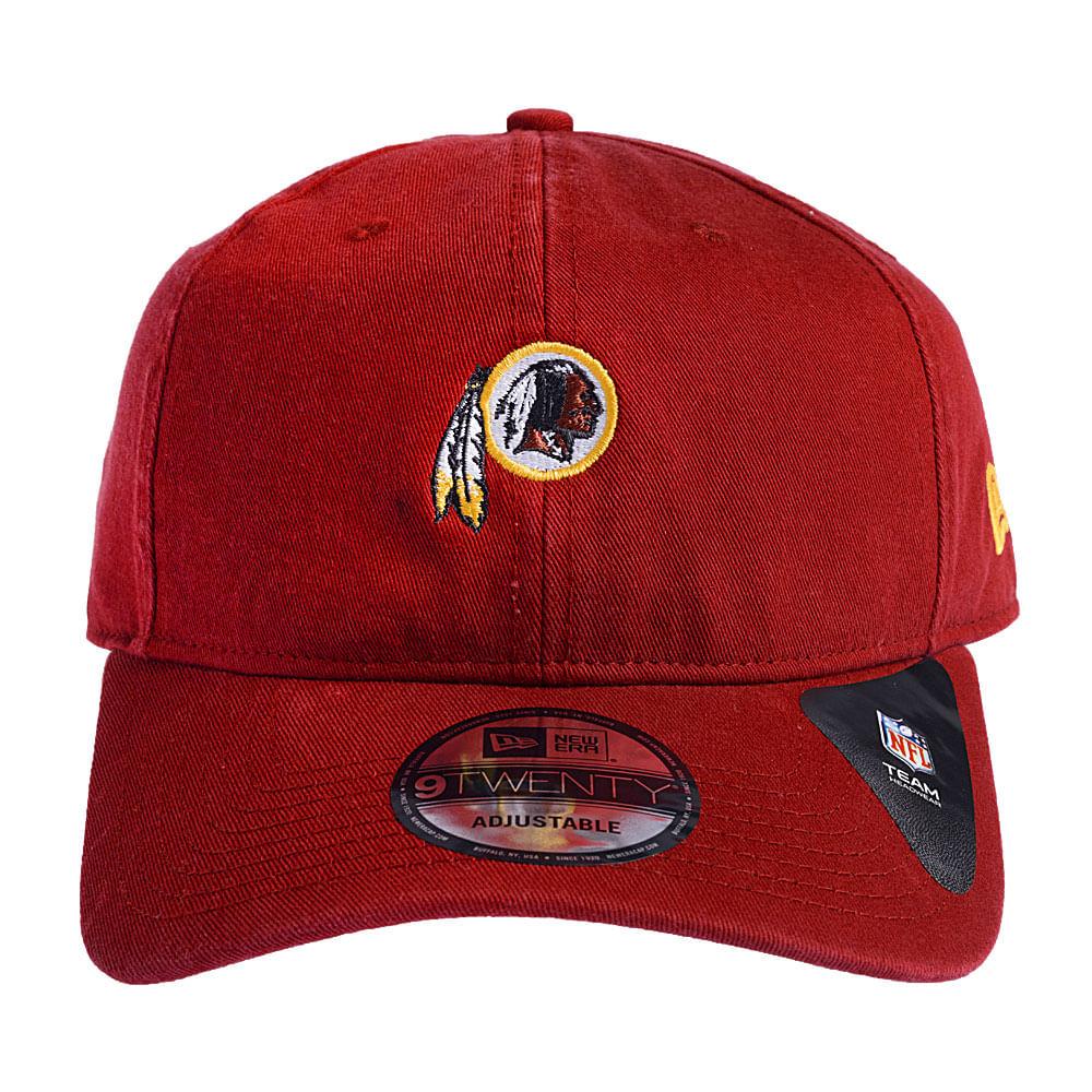 Bone-New-Era-9Twenty-ST-Mino-Logo-Classic-Washington-Redskins-Masculino-Vermelho