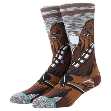 Meia-Stance-Chewie-Pal-Masculina-Multicolor