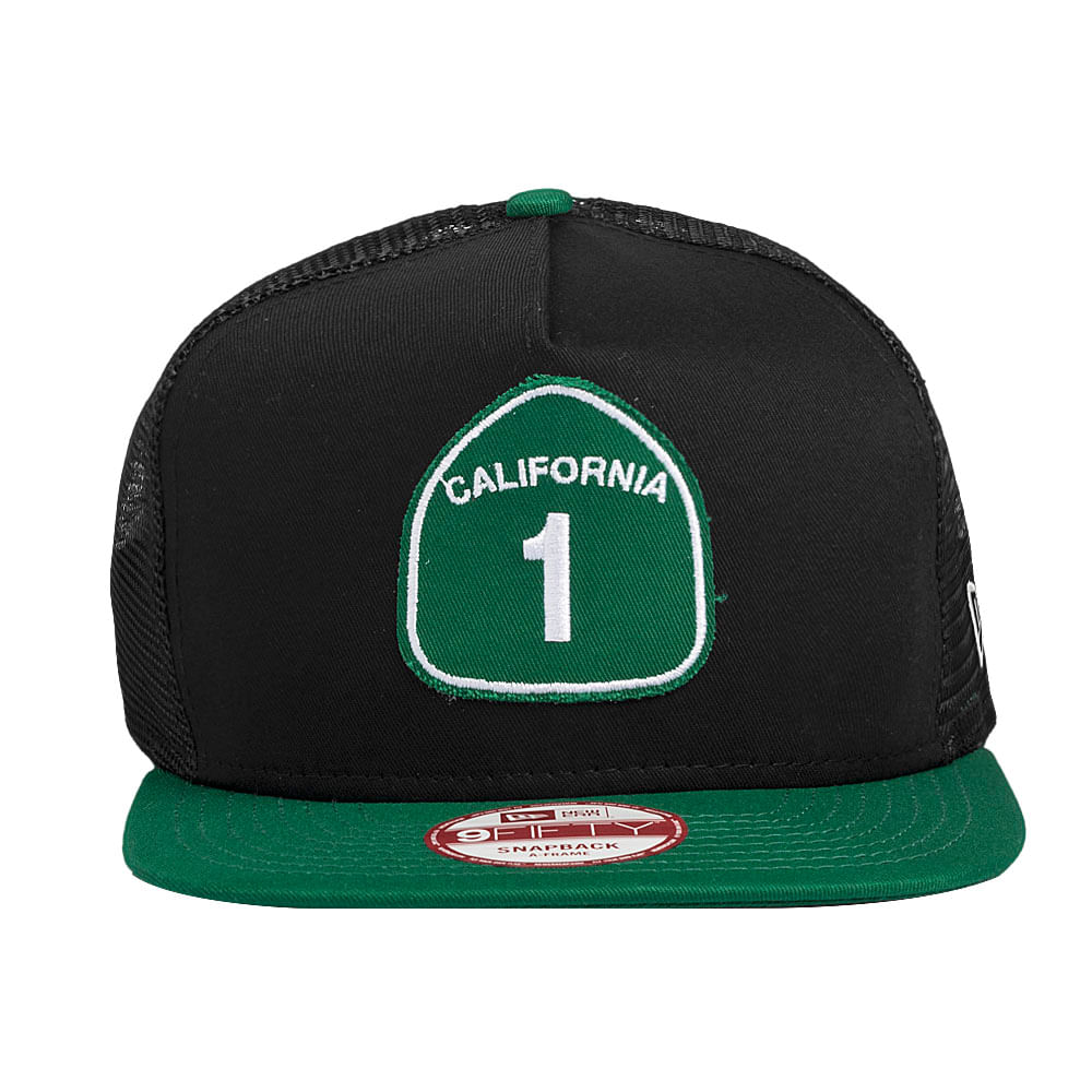 Bone-New-Era-9Fifty-B-Frame-Trucker-Pacific-Coast-Masculino-Preto