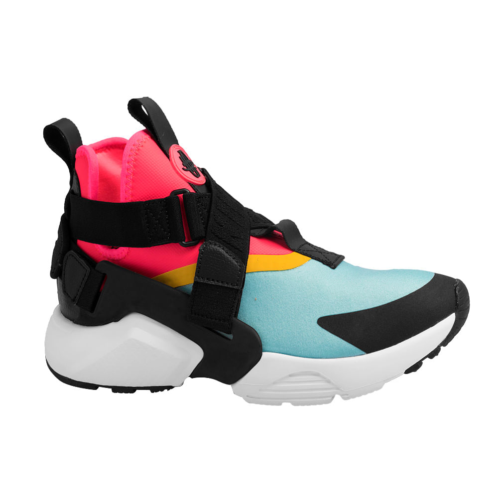 Tenis-Nike-Air-Huarache-Run-Remix-CS-Feminino-Multicolor
