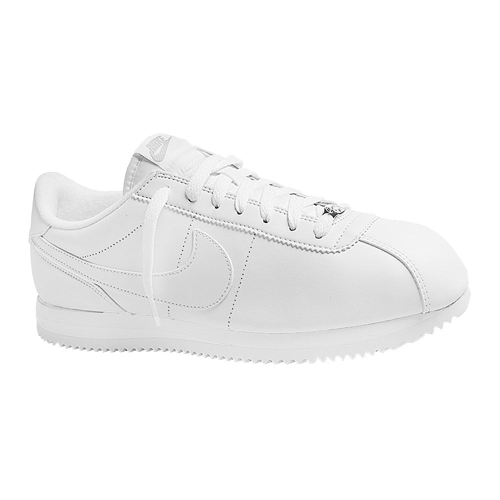 Tenis-Nike-Cortez-Basic-Leather-Masculino-Branco