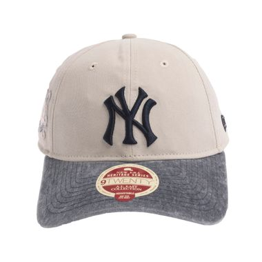 Bone-New-Era-9Twenty-ST-A-L--East-Patch-New-York-Yankees-Masculino-Cinza