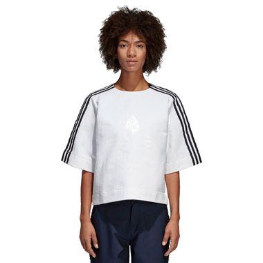 Camiseta-adidas-SS-Feminina-Branca