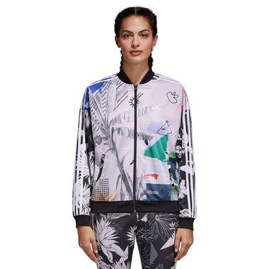 Jaqueta-adidas-Oversized-TT-Farm-Feminina-Multicolor