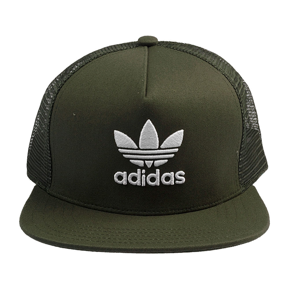 0e40aa7546 Boné Trucker adidas Originals Trefoil | Boné é na Artwalk! - Artwalk