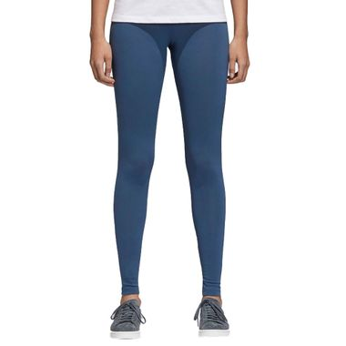 Calca-adidas-Tight-Trefoil-Feminina-Azul