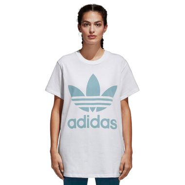 Camiseta-adidas-Originals-Big-Trefoil-Feminina-Branco