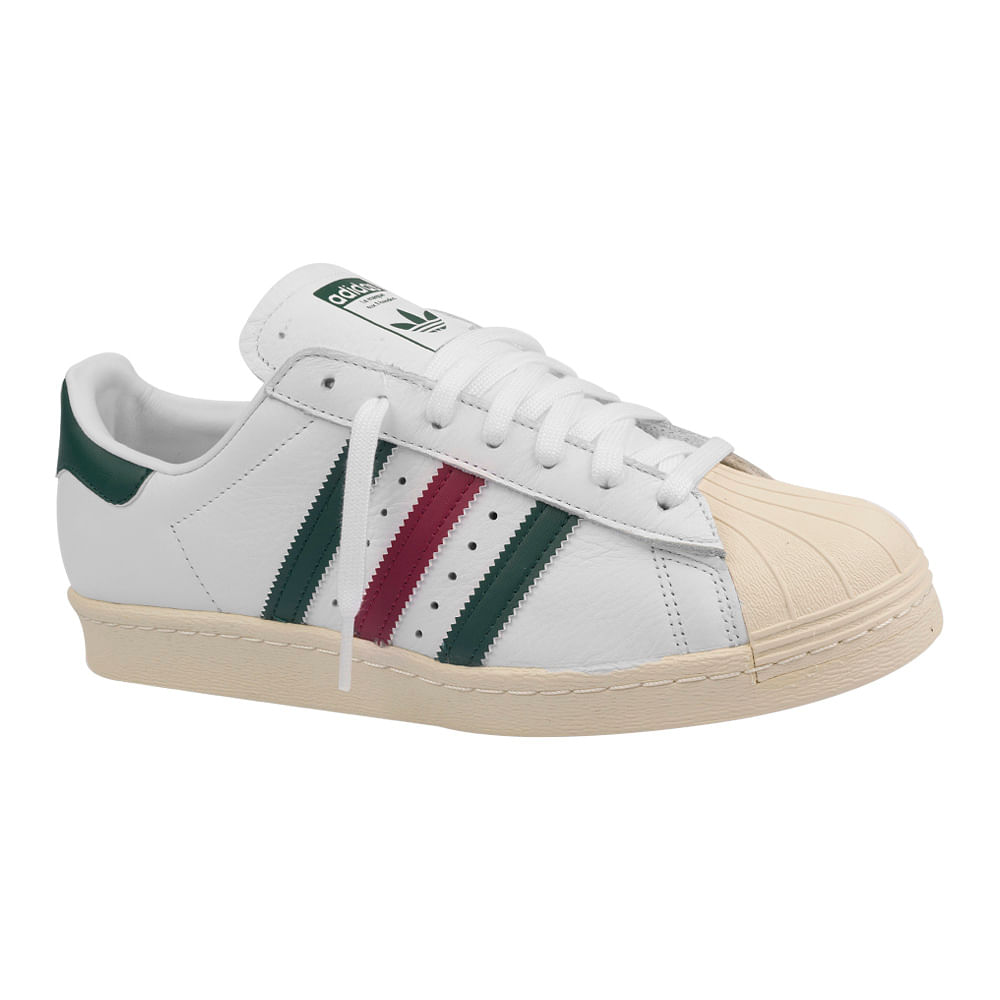 Tenis-adidas-Superstar-80S-Masculino-Multicolor