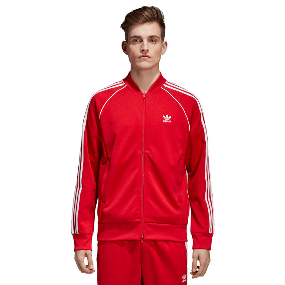 Jaqueta-adidas-SST-TT-Masculina-Vermelho