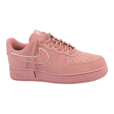 Tenis-Nike-Air-Force-1-07-LV8-Suede-Masculino-Rosa