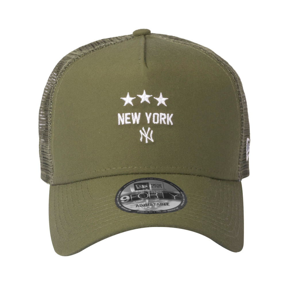 Bone-New-Era-9Forty-Sn-Military-Trucker-New-York-Yankees-Masculino-Verde