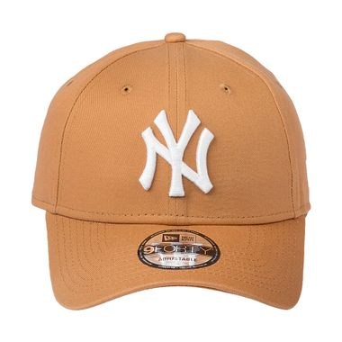 Bone-New-Era-9Forty-White-On-Wheat-New-York-Yankees-Masculino-Bege