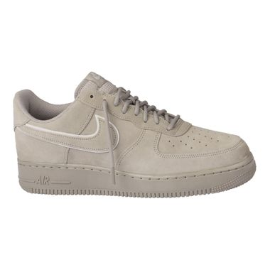 Tenis-Nike-Air-Force-1-07-LV8-Suede-Masculino-Cinza