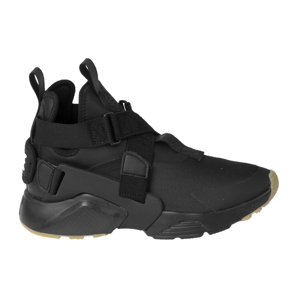 Tenis-Nike-Air-Huarache-Run-Remix-Cs-Feminino-Preto