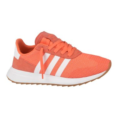 Tenis-adidas-FLB-Runner-Feminino-Laranja