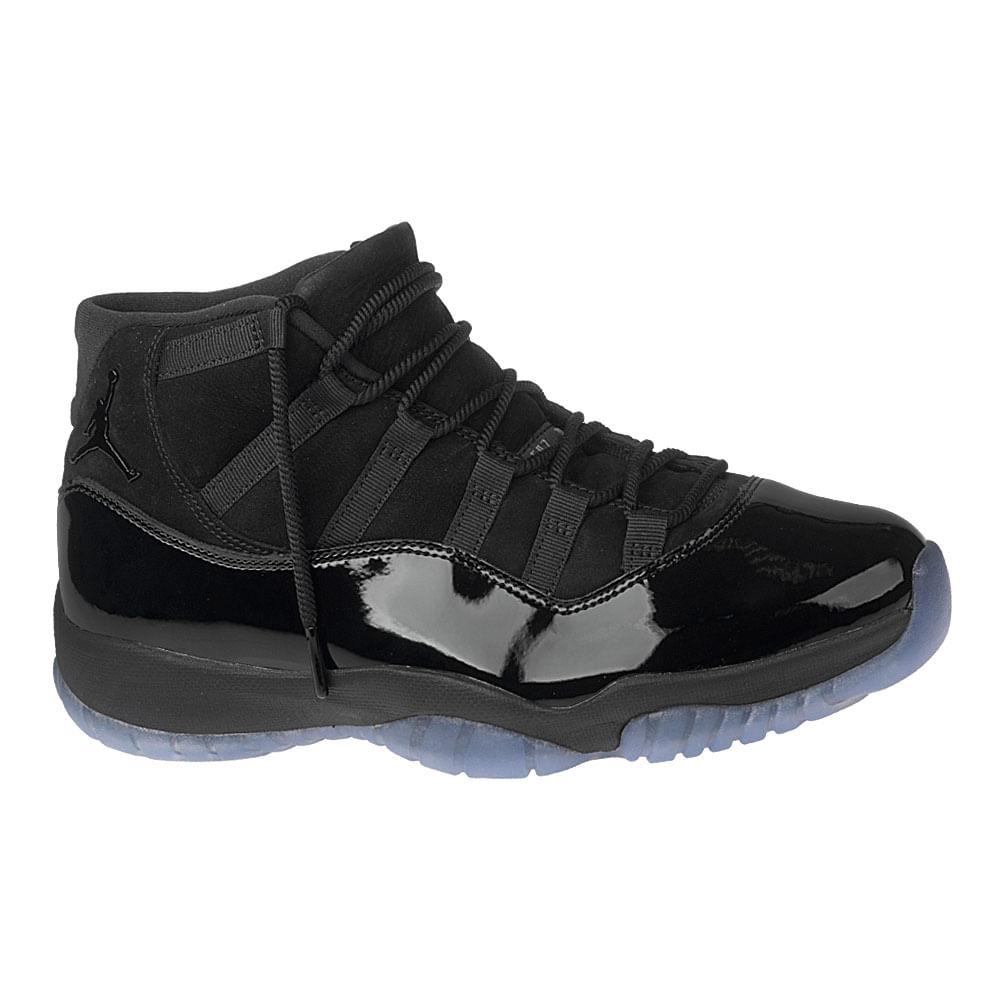 Tenis-Nike-Air-Jordan-11-Retro-Preto