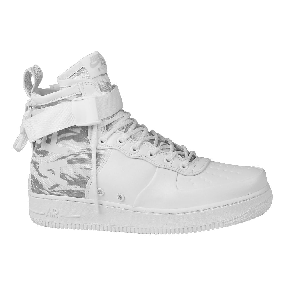the latest d4a6d 543b0 Tênis Nike SF Air Force 1 Mid PRM Masculino