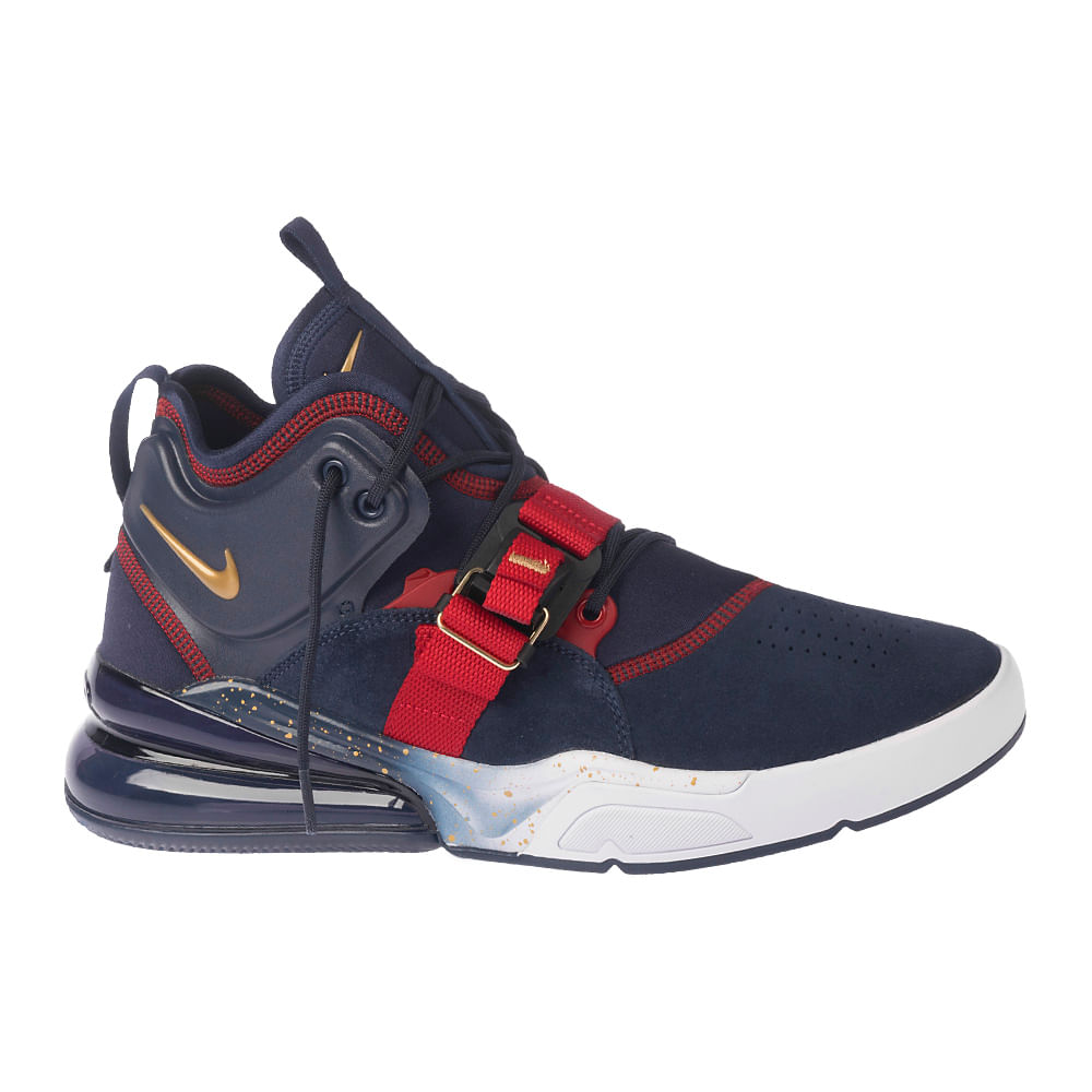 Tenis-Nike-Air-Force-270-Masculino-Azul