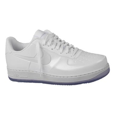 Tenis-Nike-Air-Force-1-Foamposite-Pro-Cupsole-Masculino-Branco