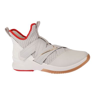 Tenis-Nike-LeBron-Soldier-XII-Masculino-Cinza