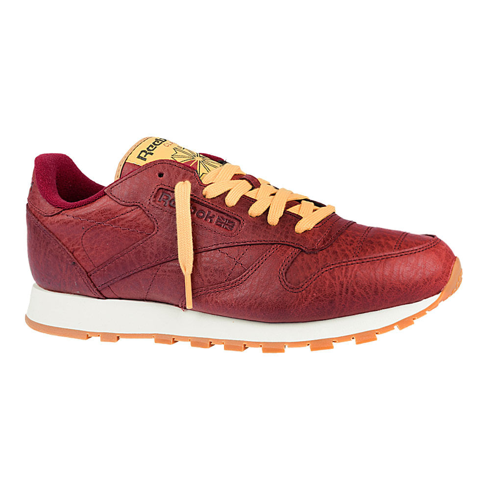 297fe581e40 Outlet. Tenis-Reebok-CL-Leather-Boxing-Masculino- ...
