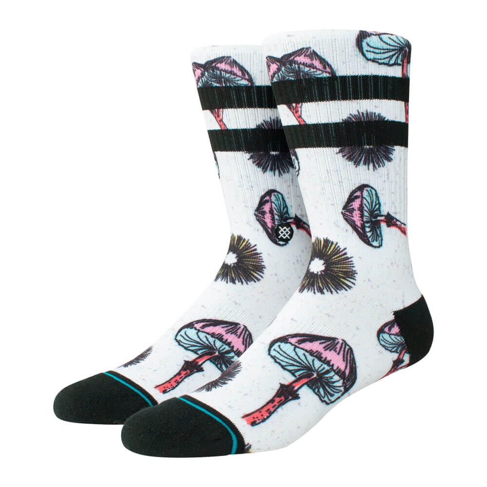 Meia-Stance-Silly-Shrooms-Multicolor
