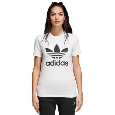 Camiseta-adidas-Originals-Trefoil-Feminina-Branco