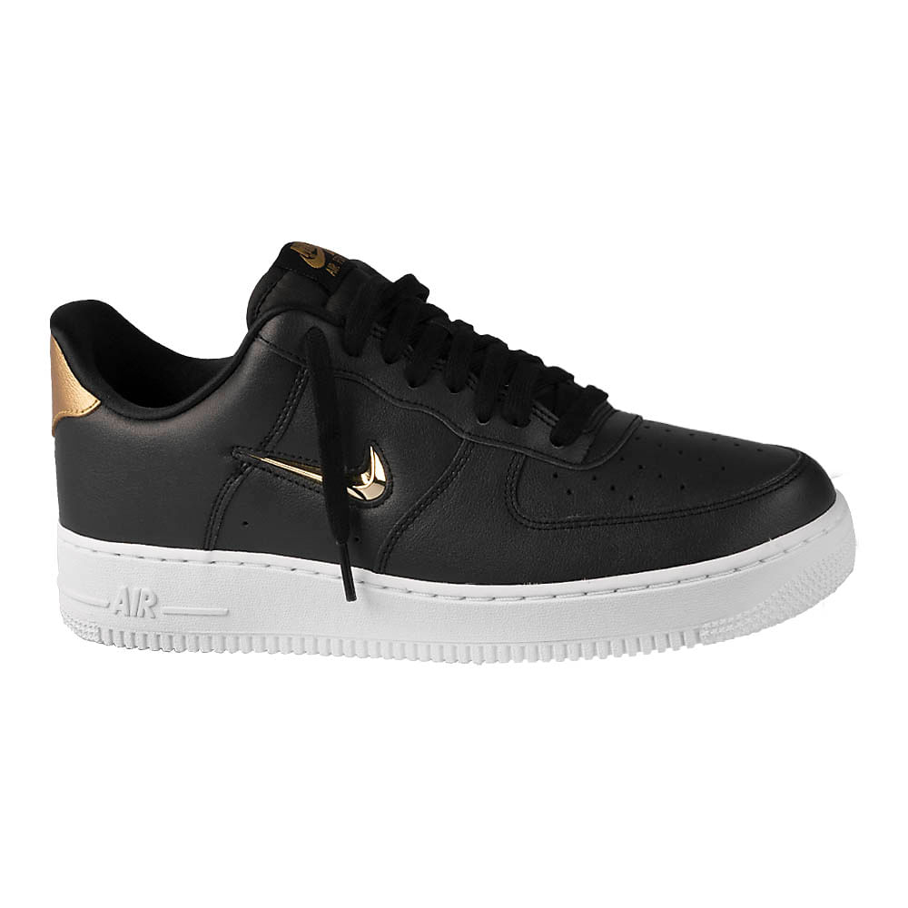 Tenis-Nike-Air-Force-1-07-LV8-Leather-Masculino-Preto
