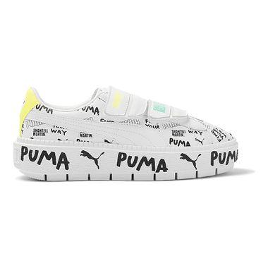 Tenis-Puma-Platform-Trace-Strap-SM-Feminino-Branco