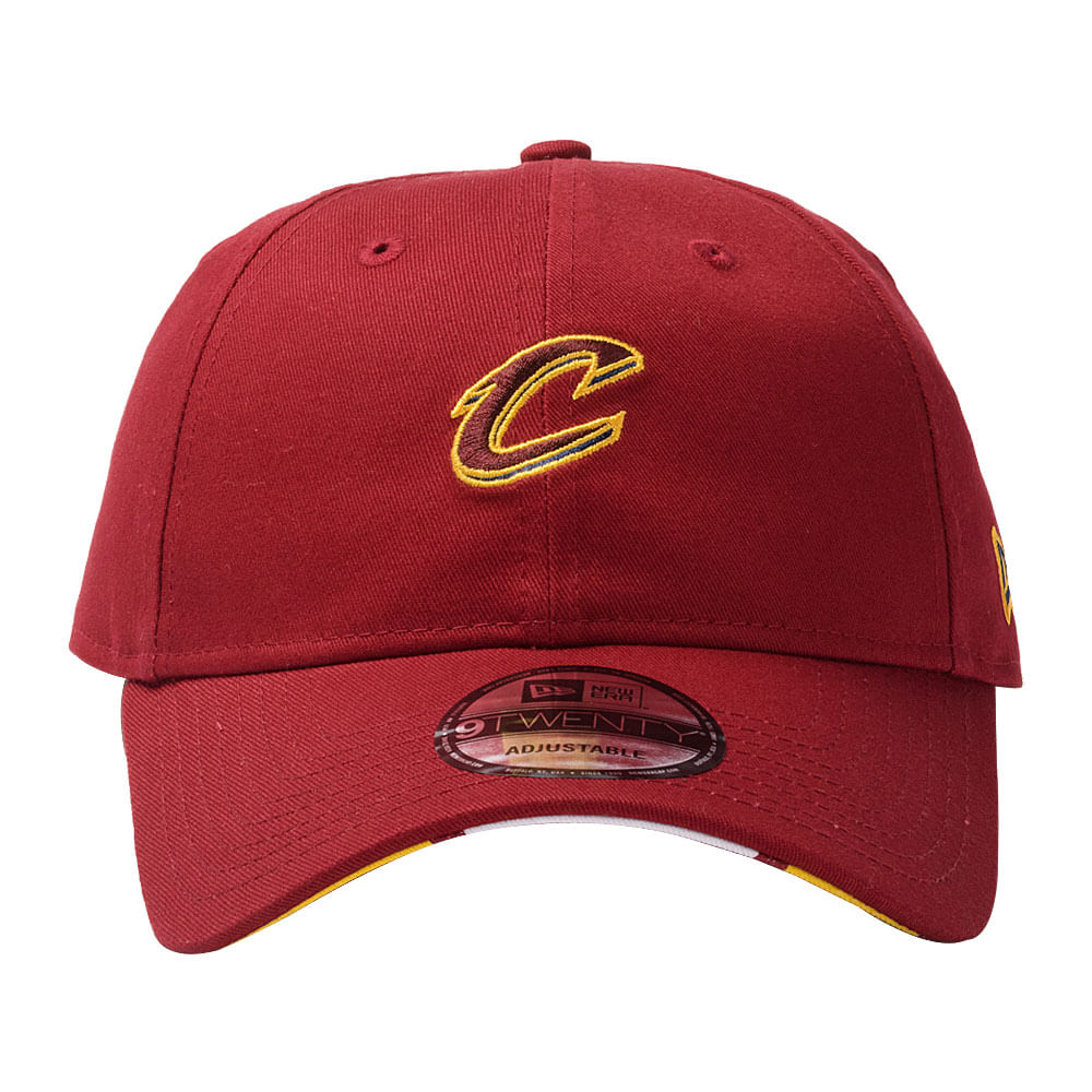 Bone-New-Era-920-ST-Color-Block-Max-Draw-Cleveland-Cavaliers-Masculino-Vinho